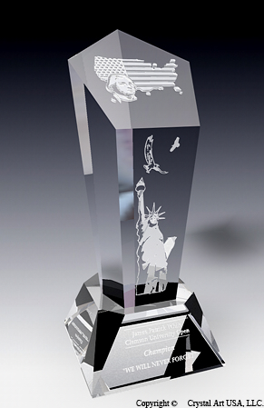 american spirit crystal award