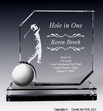 Hole-in-One Award