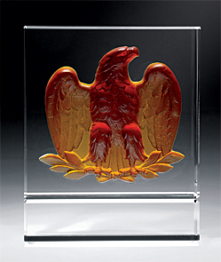 Rushmore Eagle Amber