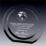 global excellence crystal circle award