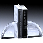 faceted bookends