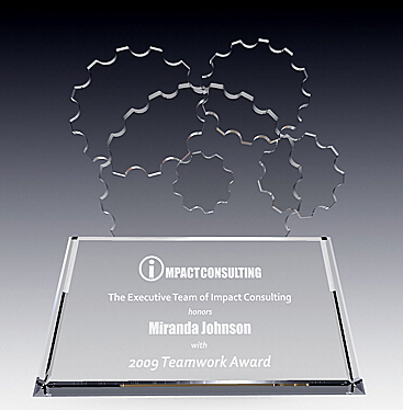Working Together Award