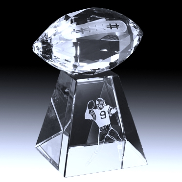 Crystal Football Trophy
