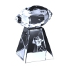engraved crystal sports trophies