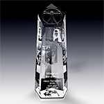 crystal daVinci award