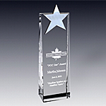 top star award plaque