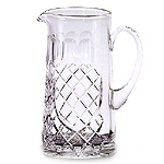 crystal water jug
